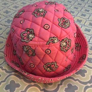 Vera Bradley bucket hat
